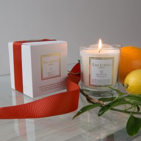 EAU SO BEAUTIFUL BERGAMOT CANDLE